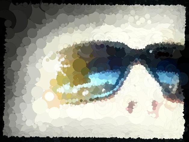 FotoSketcher - Sunglasses2.pixelator