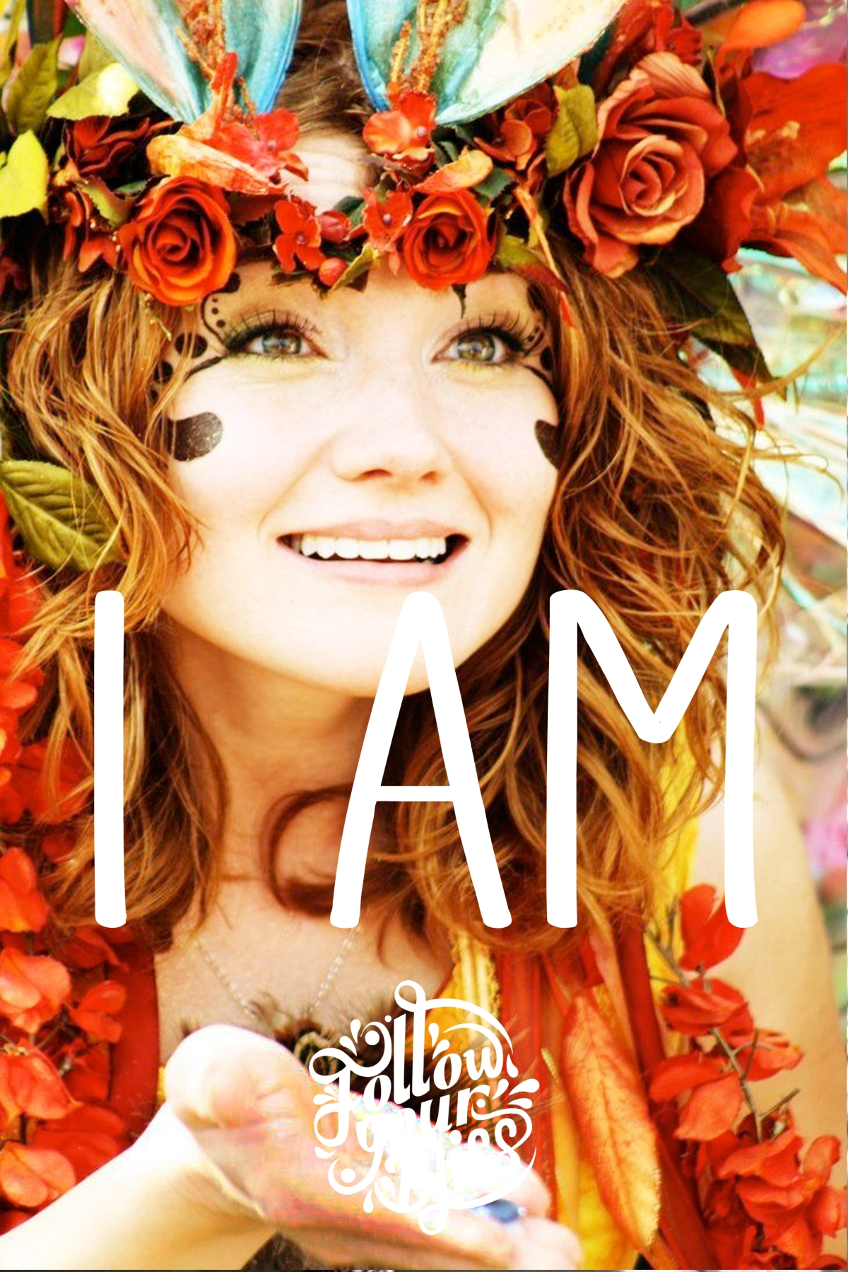 "THE POWER IN AFFIRMING ""I AM"""