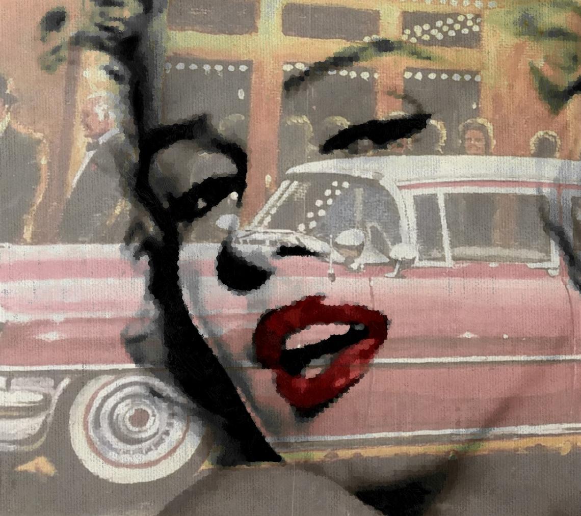 Marilyn fanart
